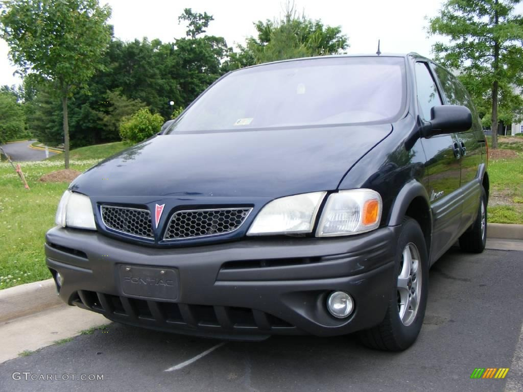 2001 blue black metallic pontiac montana 9760742 gtcarlot com car color galleries gtcarlot com