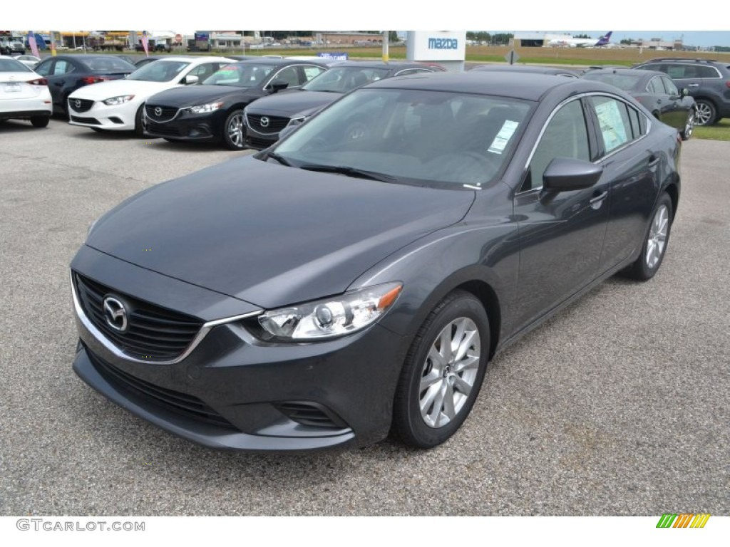 2015 meteor gray mica mazda mazda6 sport 97697937. Black Bedroom Furniture Sets. Home Design Ideas