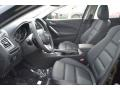 Front Seat of 2015 Mazda6 Grand Touring