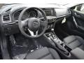 2015 Mazda6 Grand Touring Black Interior