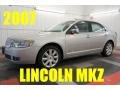 2007 Dune Pearl Metallic Lincoln MKZ AWD Sedan #97697595