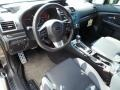 Carbon Black Interior Photo for 2015 Subaru WRX #97715665