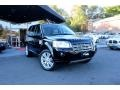 Santorini Black Metallic 2009 Land Rover LR2 HSE