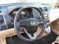 2010 Opal Sage Metallic Honda CR-V EX AWD  photo #15