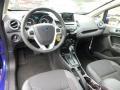 Charcoal Black Prime Interior Photo for 2015 Ford Fiesta #97759396