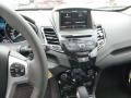 Charcoal Black Controls Photo for 2015 Ford Fiesta #97759450