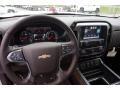 Cocoa/Dune Dashboard Photo for 2015 Chevrolet Silverado 1500 #97775855