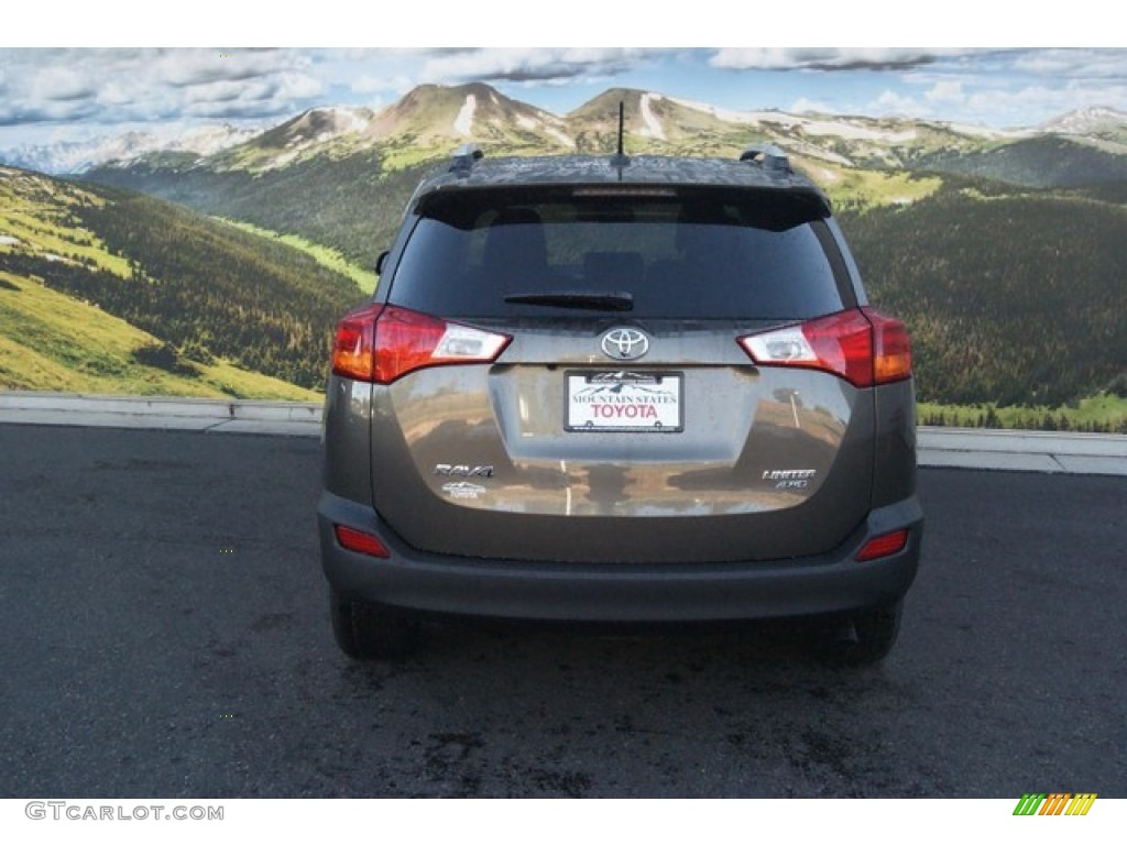 2015 pyrite mica toyota rav4 limited awd 97783720 photo 4 car color galleries. Black Bedroom Furniture Sets. Home Design Ideas