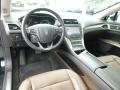 Hazelnut 2014 Lincoln MKZ Interiors