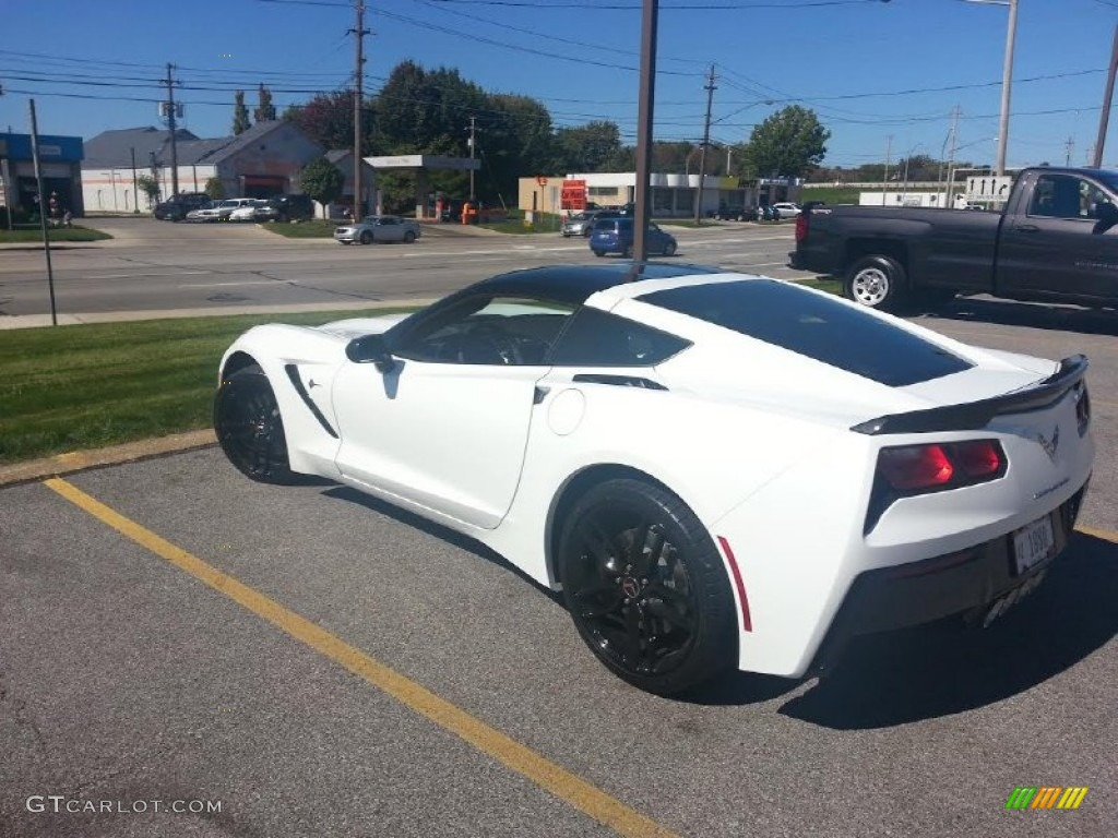 2015 arctic white chevrolet corvette stingray coupe z51 97784179. Cars Review. Best American Auto & Cars Review