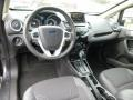 Charcoal Black Prime Interior Photo for 2015 Ford Fiesta #97811427