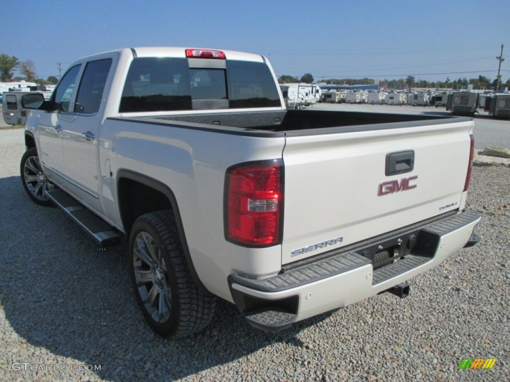 2015 white diamond tricoat gmc sierra 1500 denali crew cab 4x4 97784237 photo 36 gtcarlot. Black Bedroom Furniture Sets. Home Design Ideas