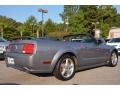 2007 Alloy Metallic Ford Mustang GT Premium Convertible  photo #5