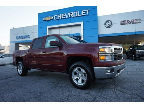 2015 Chevrolet Silverado 1500 LTZ Z71 Crew Cab Data, Info and Specs