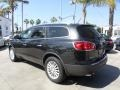 2009 Carbon Black Metallic Buick Enclave CXL  photo #4
