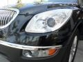2009 Carbon Black Metallic Buick Enclave CXL  photo #23