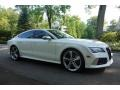 Ibis White - RS 7 4.0 TFSI quattro Photo No. 8