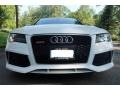 Ibis White - RS 7 4.0 TFSI quattro Photo No. 9