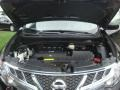 2011 Super Black Nissan Murano SL AWD  photo #24