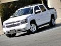2010 Summit White Chevrolet Avalanche Z71 4x4 #97824486