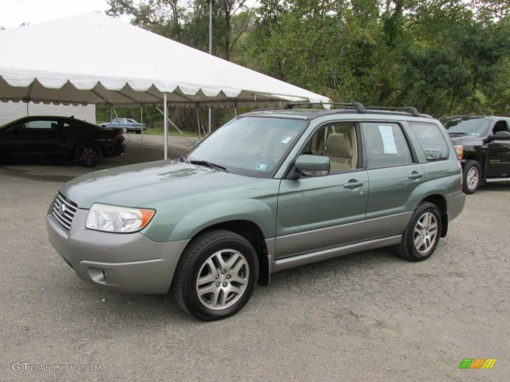 2006 evergreen metallic subaru forester 2 5 x l l bean edition 97863634 photo 20 gtcarlot. Black Bedroom Furniture Sets. Home Design Ideas