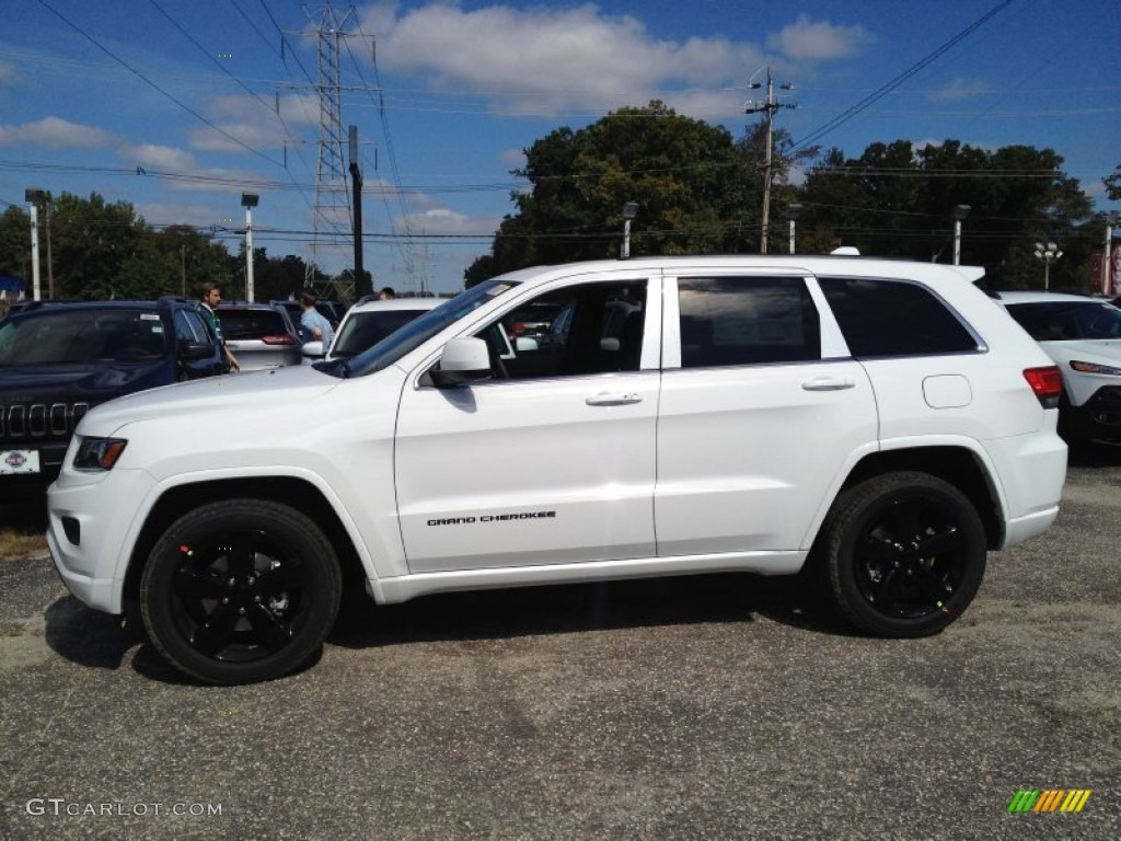 2015 bright white jeep grand cherokee altitude 4x4 97863452 photo 3. Cars Review. Best American Auto & Cars Review