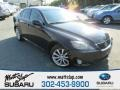 Black Onyx 2006 Lexus IS 250 AWD