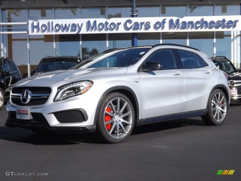 a5b9deec52 Polar Silver Metallic GLA. Polar Silver Metallic Mercedes-Benz GLA. Mercedes -Benz GLA 45 AMG 4Matic