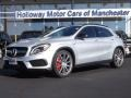 Polar Silver Metallic 2015 Mercedes-Benz GLA Gallery