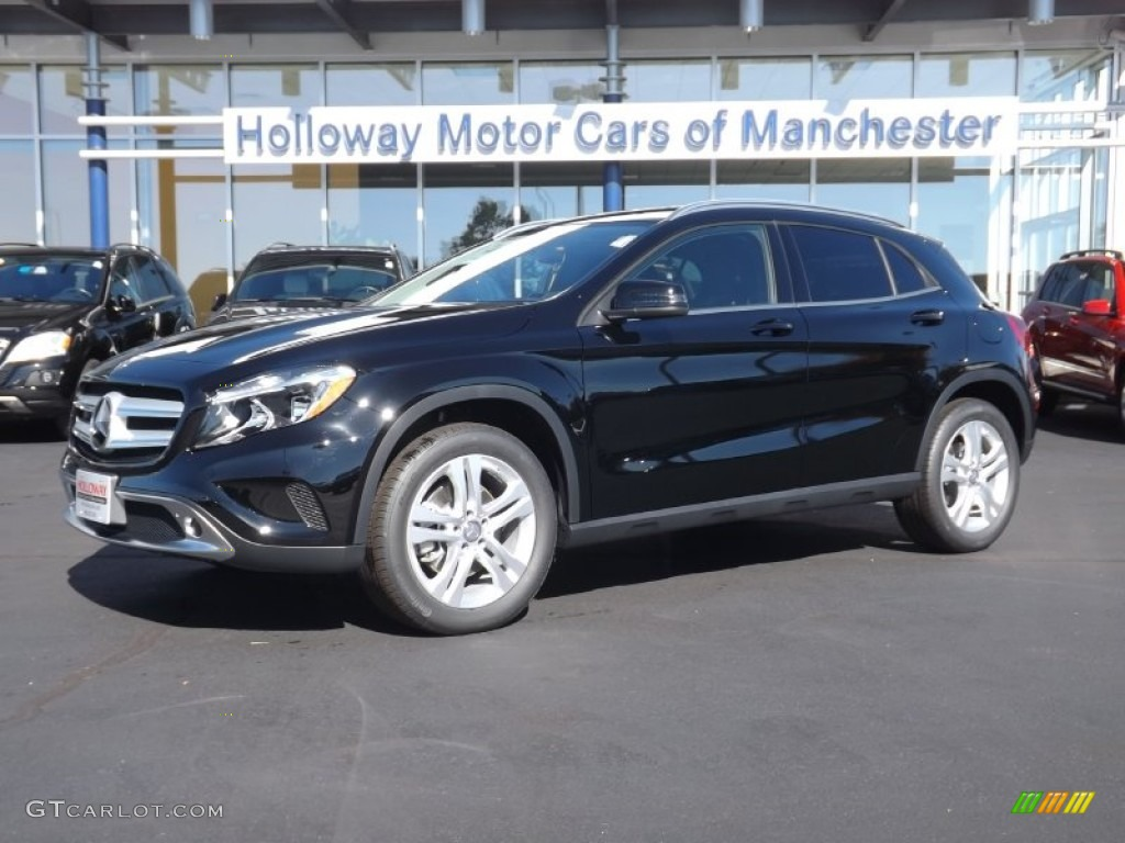 Night black mercedes benz gla mercedes benz gla 250 4matic