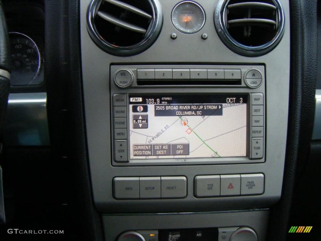 2008 MKZ AWD Sedan - Black / Dark Charcoal photo #11