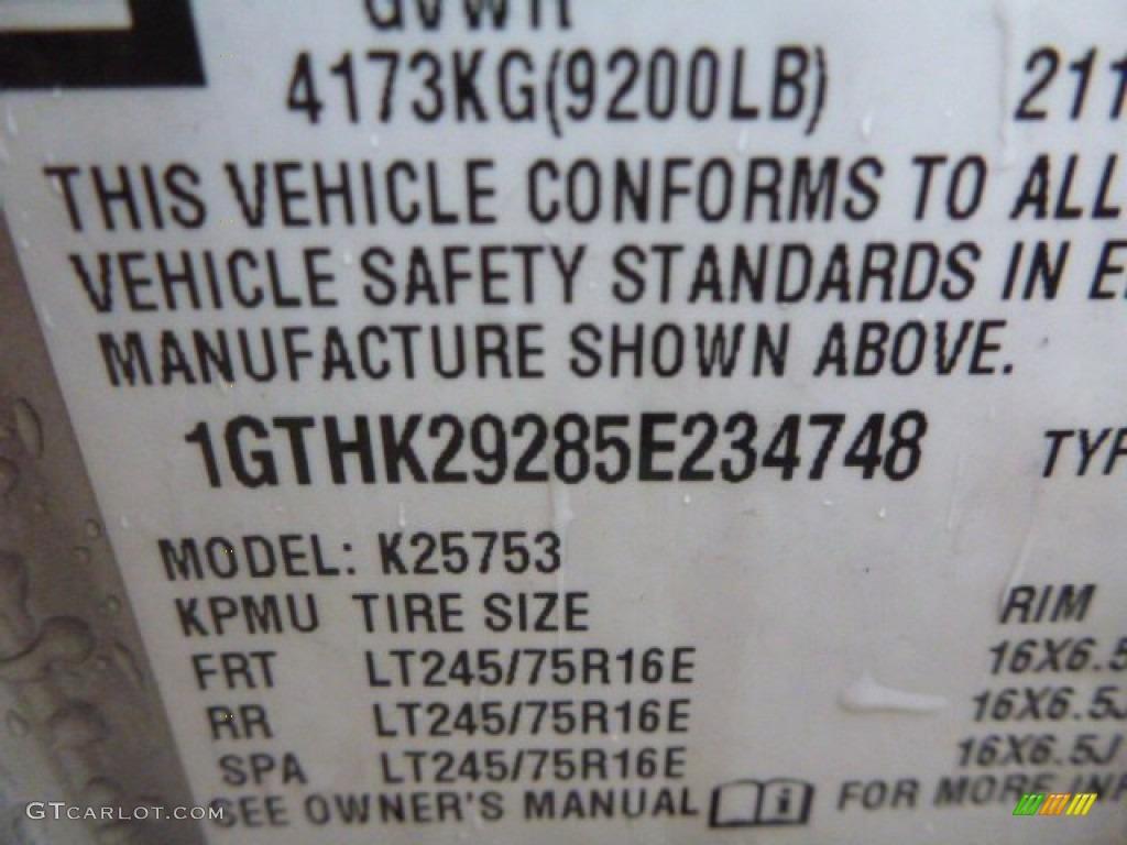 2005 Sierra 2500HD SLT Extended Cab 4x4 - Silver Birch Metallic / Dark Pewter photo #25
