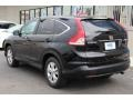 2012 Crystal Black Pearl Honda CR-V EX 4WD  photo #7