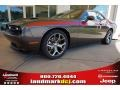 Granite Crystal Metallic 2015 Dodge Challenger Gallery