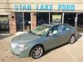 2008 Moss Green Metallic Lincoln MKZ AWD Sedan #97937845