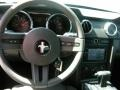 2007 Satin Silver Metallic Ford Mustang V6 Deluxe Convertible  photo #42