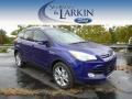 2015 Deep Impact Blue Metallic Ford Escape Titanium #97971462