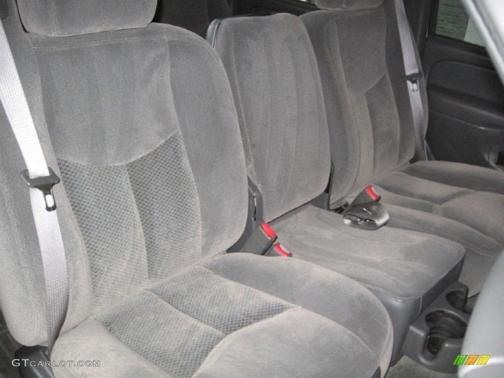 2005 Silverado 3500 LS Crew Cab 4x4 Dually - Summit White / Dark Charcoal photo #13