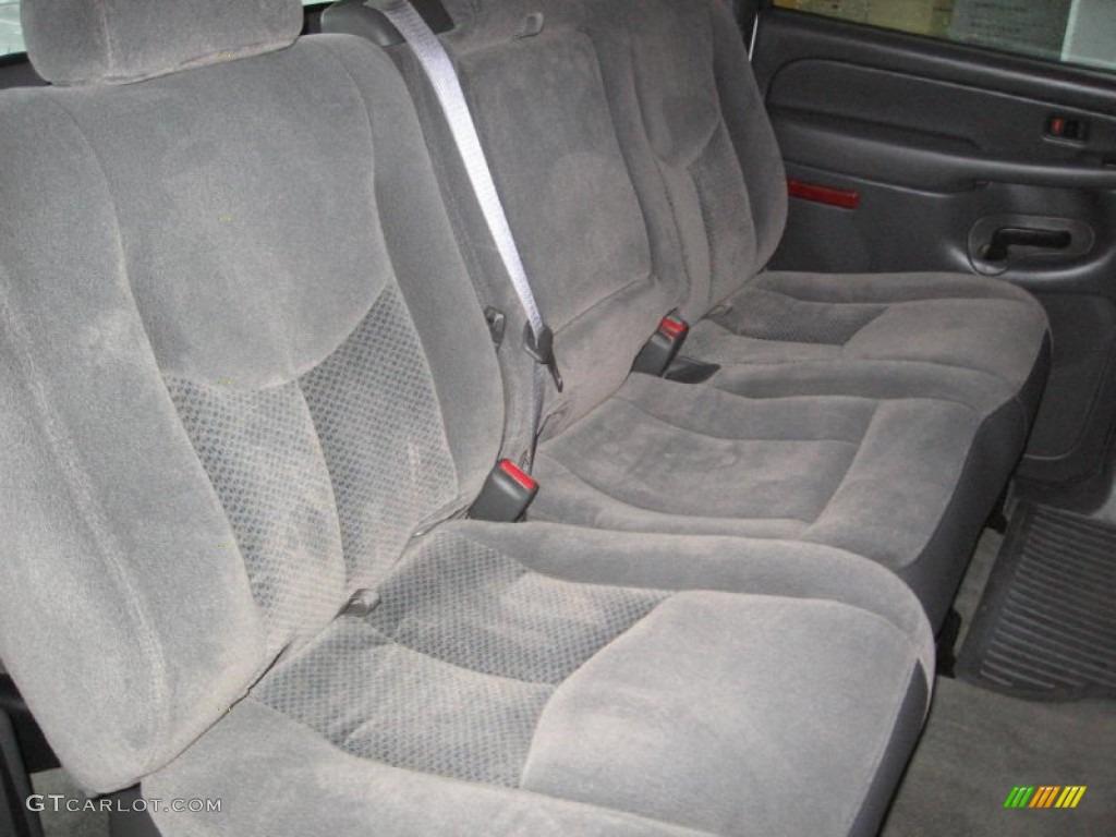 2005 Silverado 3500 LS Crew Cab 4x4 Dually - Summit White / Dark Charcoal photo #15