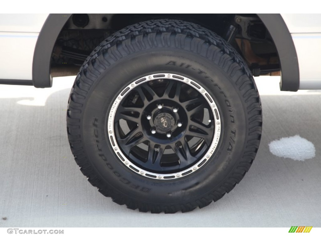 ford  fx supercab  custom wheels  gtcarlotcom