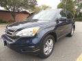2011 Royal Blue Pearl Honda CR-V EX-L 4WD  photo #1
