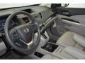 2014 Alabaster Silver Metallic Honda CR-V EX-L AWD  photo #7