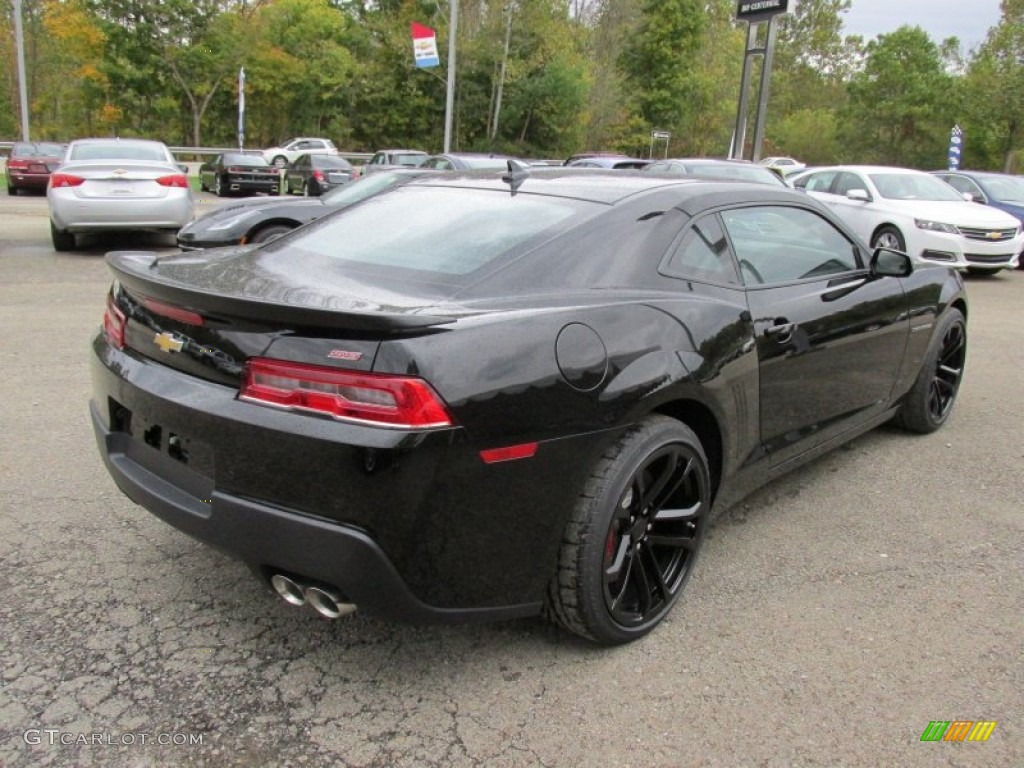 2015 camaro whats in the rs package autos post. Black Bedroom Furniture Sets. Home Design Ideas