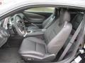 Black Interior Photo for 2015 Chevrolet Camaro #98001175