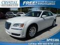 2014 Bright White Chrysler 300  #97971749