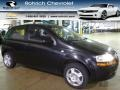 2006 Black Chevrolet Aveo LS Hatchback #97971817