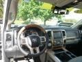 Dashboard of 2014 1500 Laramie Longhorn Crew Cab 4x4