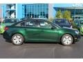 Rainforest Green Metallic 2014 Chevrolet Cruze LS