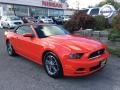 2014 Race Red Ford Mustang V6 Convertible #98053396