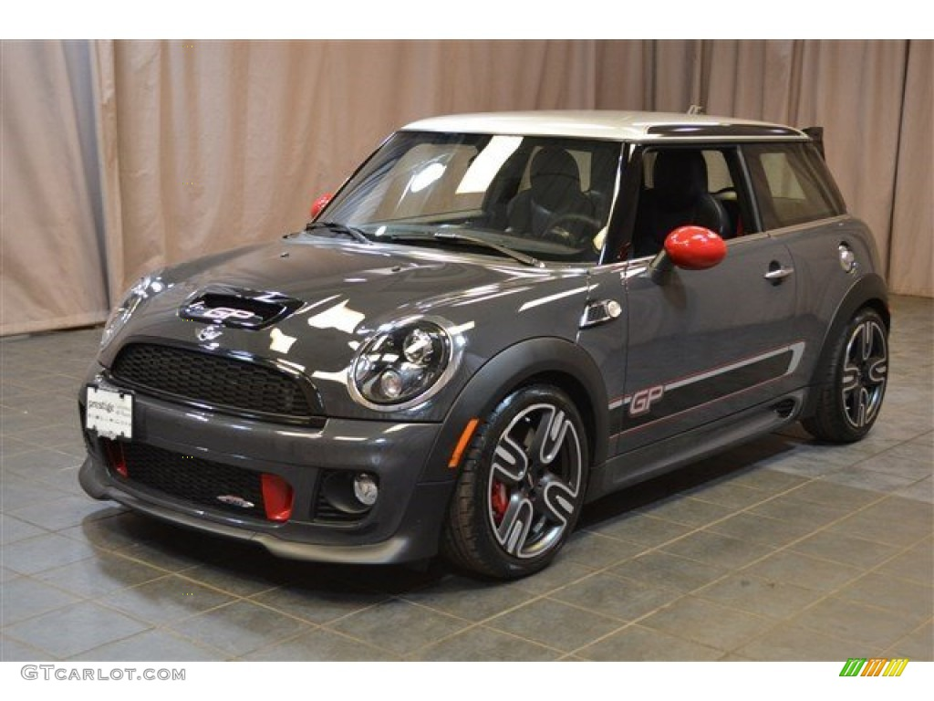 Thunder Grey Mini Paint